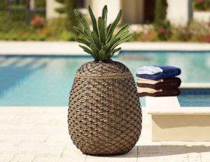 wicker-pineapple-storage-basket-hamper-xl