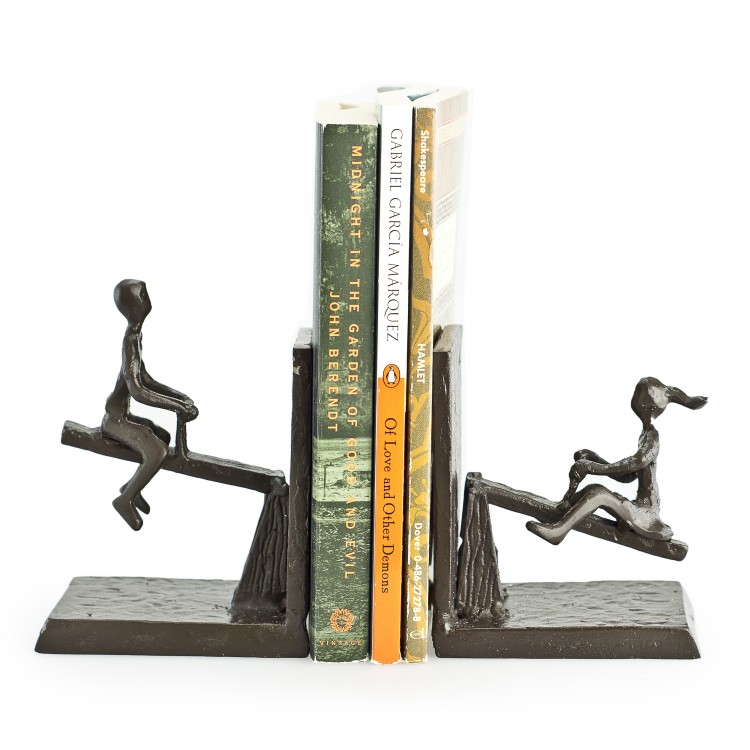 Danya-B-See-Saw-Metal-Bookend