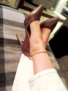 the anklet company