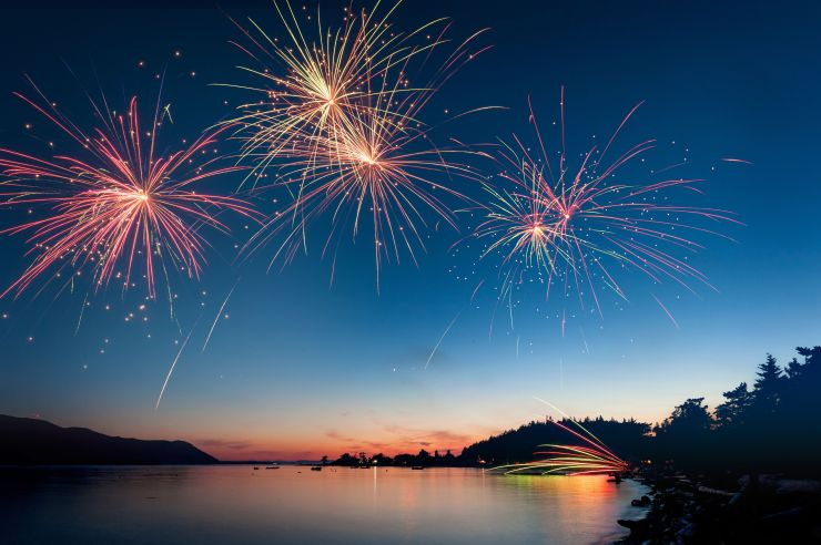 low-angle-view-of-firework-display-over-river-during-sunset-604213021-57752e7b3df78cb62c11aba4